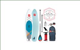 Red Paddle Sport MSL supboard pakket