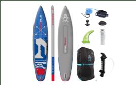 Starboard Touring Deluxe DC supboard pakket