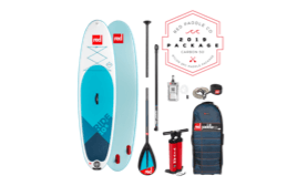 "red paddle 10'6"" ride pakket"