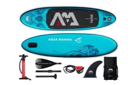 beste beginners supboard aqua marina vapor