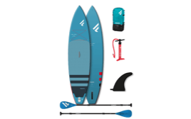 beste beginners sup fanatic ray air touring