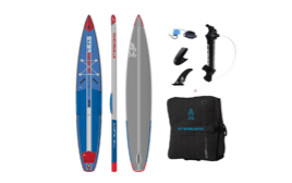 Starboard All Star Airline Race supboard