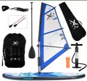 XQ Max Messy Supboard windsurdf