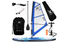 beste xq max messy 305 sup board