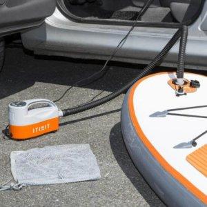 decathlon itiwit elektrische sup board pomp