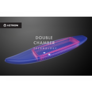 wat is een double chamber sup board
