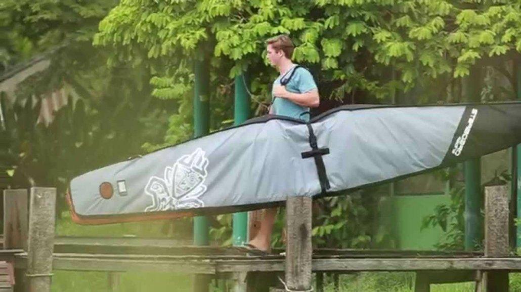 wat is een sup boardbag