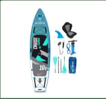 bluefin cruise carbon 108 sup board