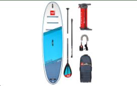 red paddle 106 sup pakket
