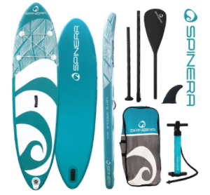 spinera sup lets paddle 10